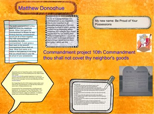 Commandment Project