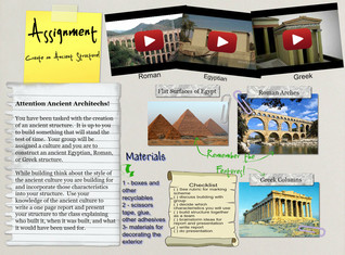 Ancient Architecture, (Assignment), Ancient History