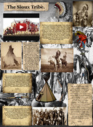 Native American Culture Activity: The Sioux Tribe' thumbnail