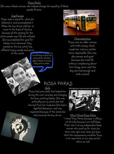 Discovering Leaders-Rosa Parks