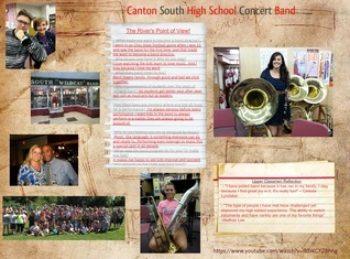 Canton South Hight School Concert Band