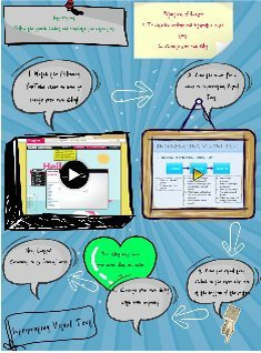 Interpreting Visual Text
