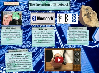 The Invention of Bluetooth