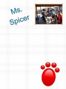 Ms. Spicer's thumbnail