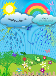 Third Grade Weather