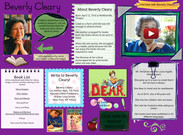 Beverly Cleary - Author Study' thumbnail