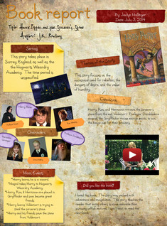 [2014] Jaclyn Hollinger: Harry Potter and the Sorcerer´s Stone