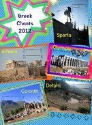 Greek Chants 2012's thumbnail