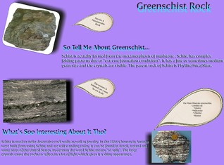 Greenschist Rock