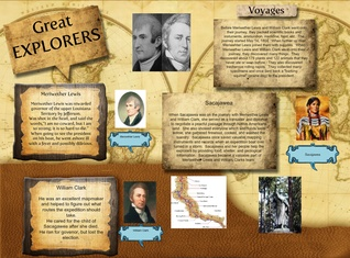 Great Explorer- Lewis and Clark