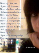 Never say 4ever's thumbnail