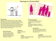 Marriage Is a Private Affair's thumbnail