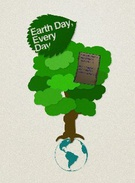 Earth Day Glog sample's thumbnail