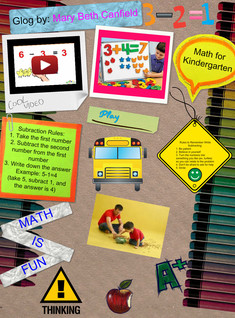 Kindergarten Math by Mary Beth Canfield