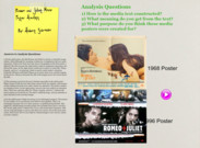 Romeo and Juliet Movie Poster Analysis's thumbnail