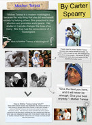 Mother Teresa's thumbnail