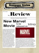 Newspaper review's thumbnail