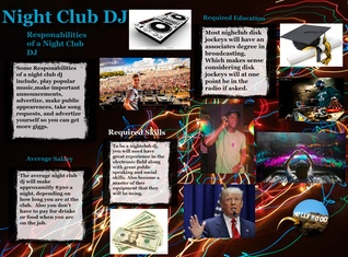 Night Club Dj Career