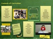 Contents of Curriculum thumbnail