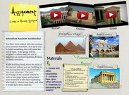 Ancient Architecture, (Assignment), Ancient History's thumbnail