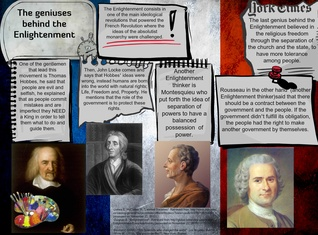 The Geniuses behind the Enlightenment