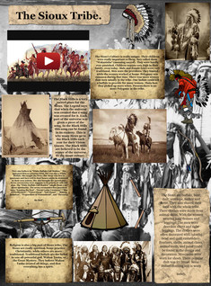 Native American Culture Activity: The Sioux Tribe