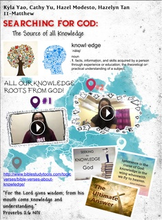 God as the Source of all Knowledge