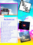 My Bucket List! :) !'s thumbnail