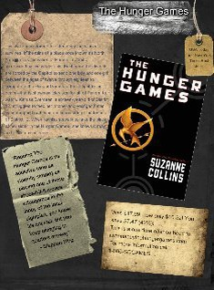 book report of the hunger games