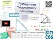 Pythagorean Trigonometric Identities thumbnail