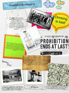 Prohibition/bootlegging John Carroll
