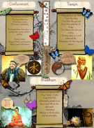 Confucianism, Taoism and Buddhism Glog's thumbnail