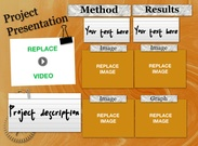 Project Presentation template's thumbnail