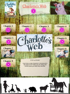 Charlotte's Web First Grade