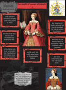 beth, kathryn and emily death of queen elizabeth 1st's thumbnail