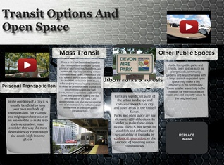 Transportaion and Open Space