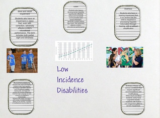 low incidence disabilities by Bob Hartwig