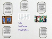 low incidence disabilities by Bob Hartwig's thumbnail