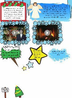 chrismas  &  the  news  that  you  can  see