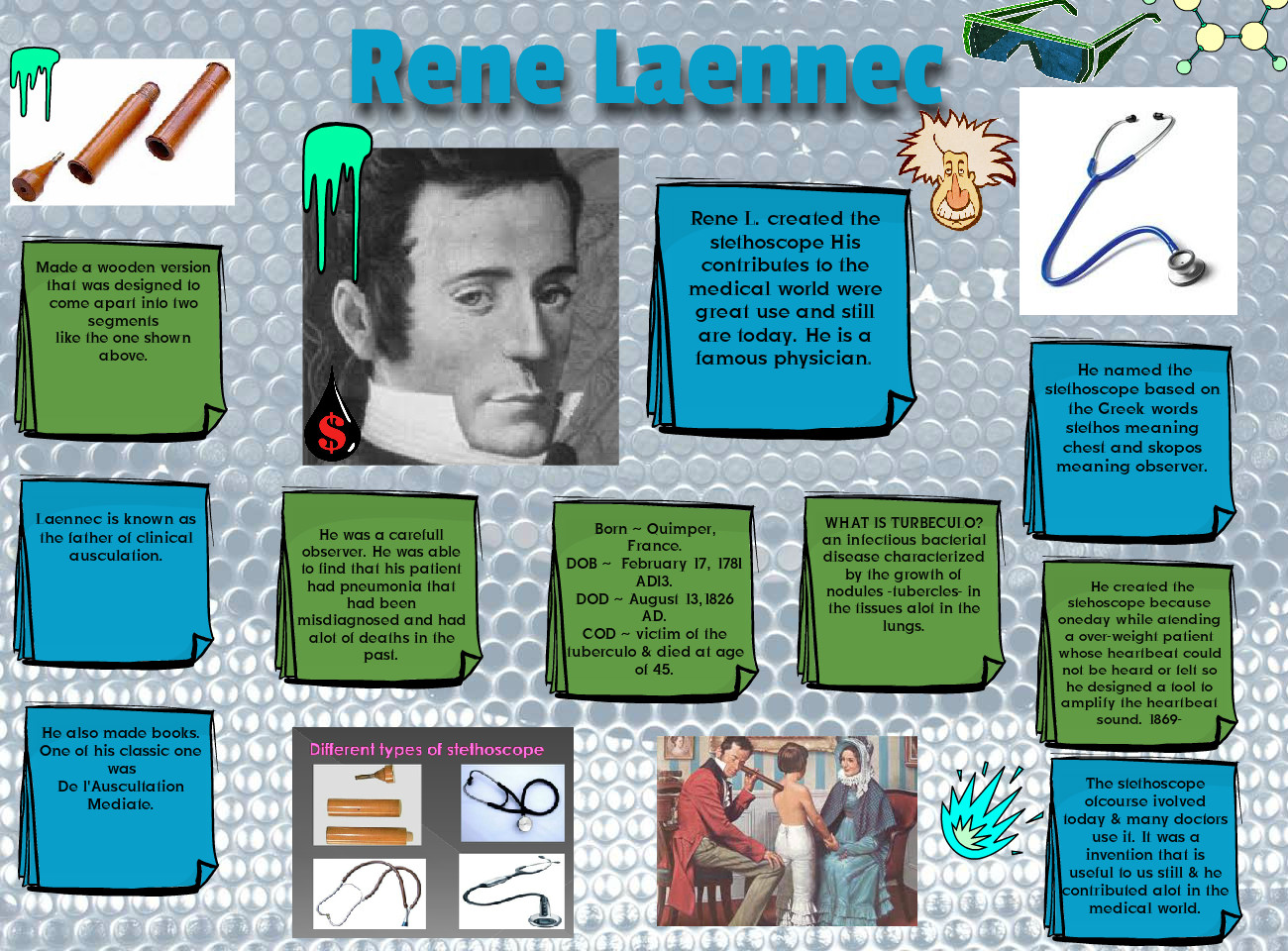 Rene Laennec ( Karime & James )