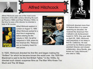 Alfred Hitchcock's thumbnail