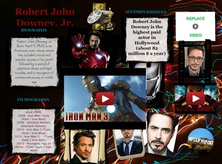 Robert John Downey Jr.