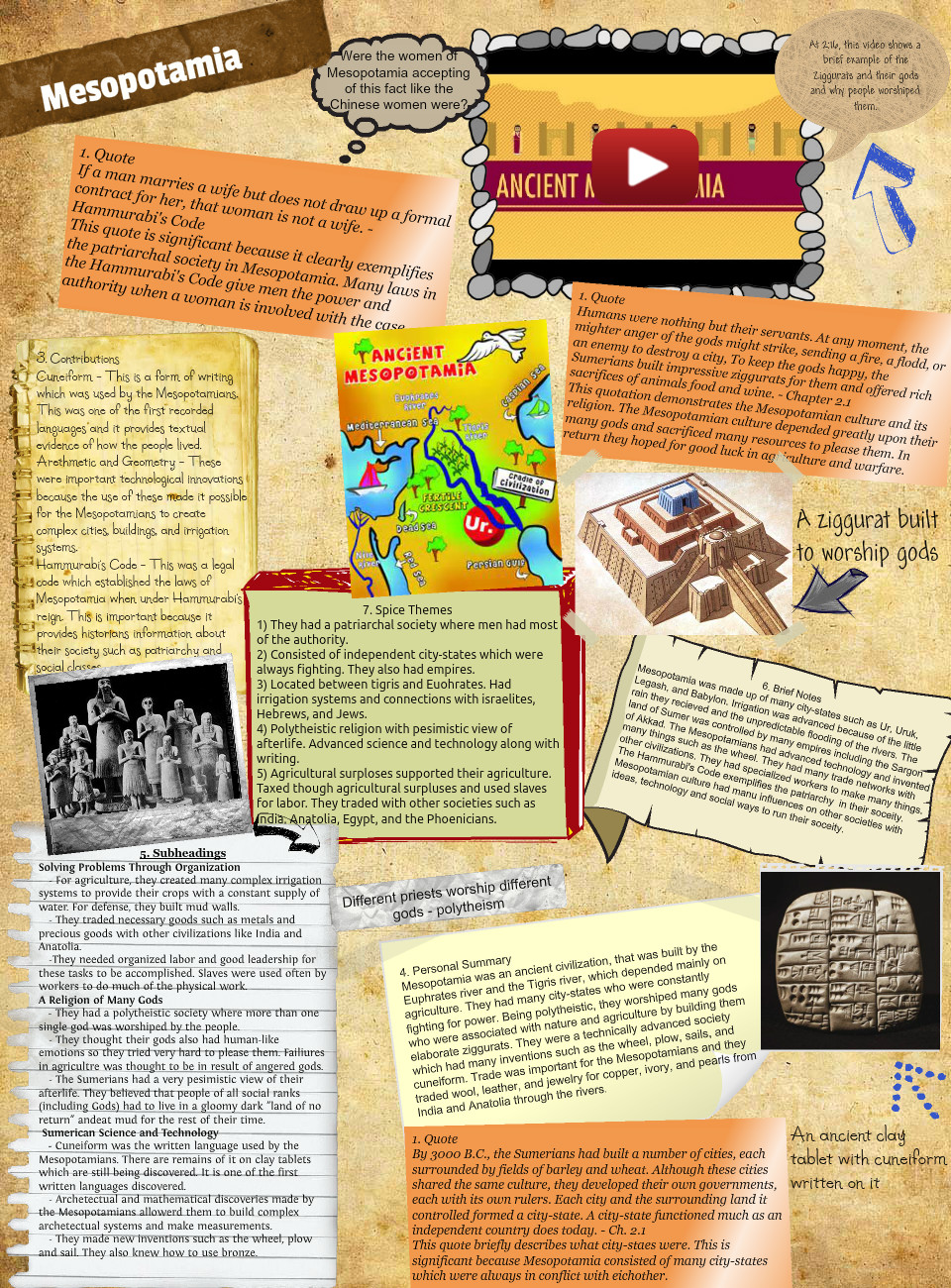 Mesopotamia ancient en history mesopotamia social studies brief notesmesopotamia was made up of many city states such as ur uruk legash and babylon irrigation was advanced because of the little rain they altavistaventures Gallery