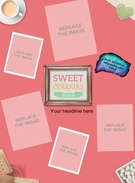 Sweet Colours Mood Board's thumbnail