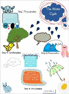 The Classroom and The Water Cycle;