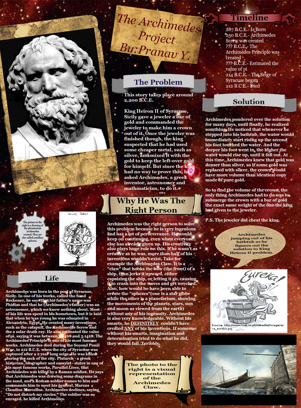 Archimedes Project