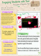 Engaging Students with Text Page 1's thumbnail