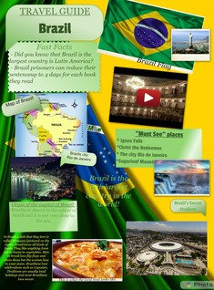 Travel Guide: Brazil