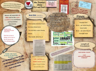 Library Do's and Dont's