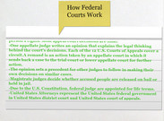 How Federal Courts Work's thumbnail